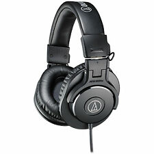 Audio-Technica ATH-M30x Professional Studio Monitor Headphon
