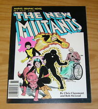 Marvel Graphic Novel #4 VF- (6th) print - 1st appearance of the new mutants