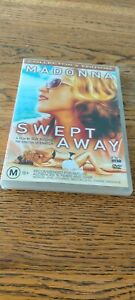 Swept Away DVD - Madonna Collectors Edition (Pal, 2004) Free Post