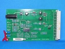 Toolex Servo Amplifier Card 632026-A (New)