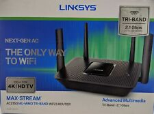 Linksys EA8250-4T Tri-Band Wireless WiFi Router