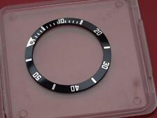 REPLACEMENT BLACK  BEZEL INSERT FOR VINATGE TAG HEUER 1000 980.020
