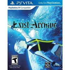 Exist Archive: The Other Side of The Sky - English Language - PS Vita Game