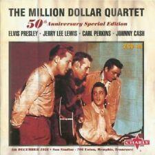 Million Dollar Quartet - 50th Anniversary Edition  ( 2 NEW CD