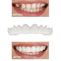 Smile Teeth Veneers Comfort Fit Flex Cosmetic Dentistry Snap On Instant Perfect