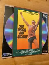 THE GOLD AND GLORY LASERDISC - BRAND NEW LD