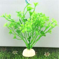 Simulation Plants Grass Decorative Landscaping Aquarium Supply ☆