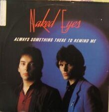 "Naked Eyes Rare Always Something There Canada 12"""