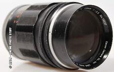 135MM F2.5 CANON SUPER-CANOMATIC LENS FOR CANON FD