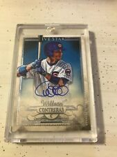 2016 Topps Five Star Rookie RC SP AUTO (on card autograph) Willson Contreras