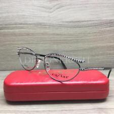 Caviar M2353 2353 Eyeglasses Ruthenium Swarovski Crystals C82 Authentic 55mm