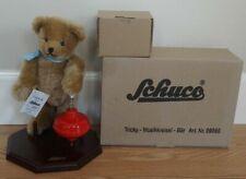 "8"" Schuco Tricky Bear W/ Hummingtop Limited Edition 1355/1500 - #09060 - Nib"