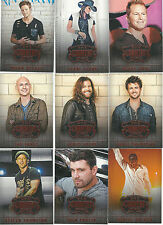 2014 Panini Country Music Trading Card Set Of 100 Cards