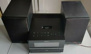 Sony CMT-BX70DBi Mini Hi-Fi Stereo System Without Remote   Tested & Working