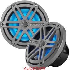 """JL Audio MX770-CCX-SG-TLD-B  BLACK W/ TITANIUM  SPORT GRILLS LED LIGHTS 7.7"""""""