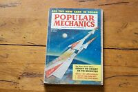 Popular Mechanics Magazine November 1959 Coast to Coast in 90 Minutes IC-104