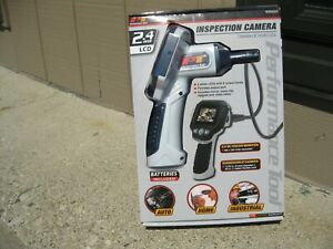 """Performance Tool Inspection Camera 2.4"""" LC New in Package W50045 Fast Ship"""
