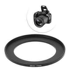 58mm To 77mm Metal Step Up Rings Lens Adapter Filter Camera Tool Accessories New