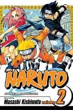 Naruto Vol. 2 by Masashi Kishimoto (2003, Paperback)