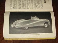 AUSTIN ATLANTIC CONVERTIBLE & A70 Hampshire ORIGINAL HANDBOOK Nov 1949 FREE POST