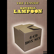 National Lampoon - Classic National Lampoon [New CD] Boxed Set