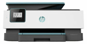 HP OfficeJet 8015 Thermal Inkjet All-In-One Printer - Oasis