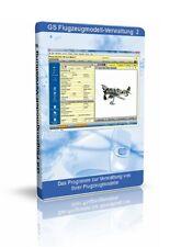 GS Flugzeugmodell-Verwaltung 2 - Software Programm zur Verwaltung Ihrer Sammlung