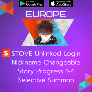 [Europe] Mediator Kawerik | Epic Seven Epic 7 Name Changeable ML Starter Account