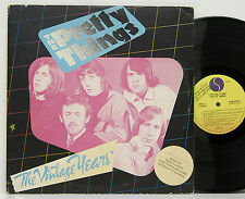 The Pretty Things       The vintage years      DoLp      Sire    NM # W