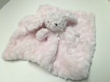 Blankets & Beyond Infant Bunny Security Blanket/Toy