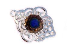 Orgonite Pendant Protection & Healing Orgone Lapis Lazuli & Silver
