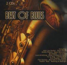 Best of Blues John Lee Hooker, Muddy Waters, Bo Diddley, B.B.King.. [2 CD]