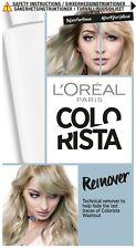 L'Oréal Paris Colorista Hair Colour & Dye Remover 1x60ml NEW