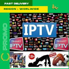 Smart IP*TV Abonnement 12 mois (✔️M3U✔️SMART TV✔️ANDROID ✔️MAG) option Adult