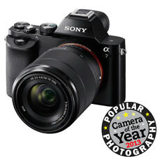 Sony a7K Full-Frame Mirrorless Camera with FE 28-70mm f/3.5-5.6 OSS