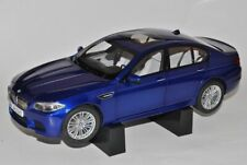 BMW M5 5er F10 San Marino Blau Limousine Ab 2010 1/18 Jadi Modell Auto mit oder