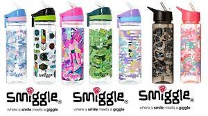 Smiggle Far Away & Neat Drink Bottle