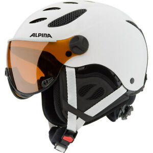 Alpina JUMP JV Visierhelm