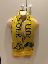LIONS TOUR 2013 SCARF RUGBY UNION WALLABIES ENGLAND RARE AS NEW CONDITION RETRO