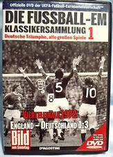 Die Fußball-EM  Klassikersammlung  Deutsche Triumphe   Viertelfinale 1972