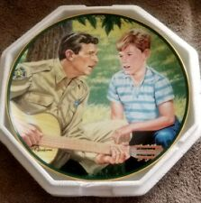 Mayberry Sing-a-Long~The Andy Griffith Show Plate!