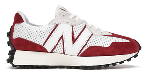 NEW BALANCE MENS BRAND NEW MS327PE SNEAKERS SIZE 11.5 RED/WHITE