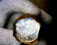 1898-o Blast White Unc Morgan Silver Dollar from a Original Roll Will Grade Out
