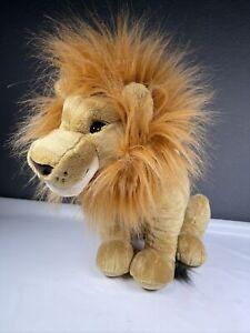 "Build A Bear 14""  Adult Simba Lion King Plush Stuffed Animal Great Condition"