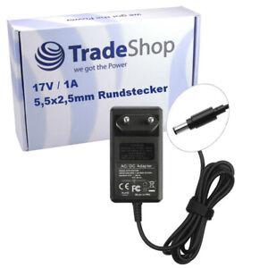 Netzteil Ladegerät 17V 1A für Bose Companion 20 Speakers SPKR 329509-1300