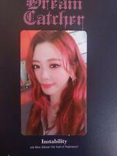 Dreamcatcher End Of Nightmare Jiu Official Photocard Instavbility selfie Ver