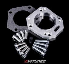 K Tuned Rbc Rrc Dual Throttle Body Adapter 6270mm Both Sizes K20 K24