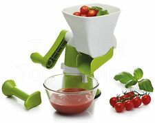 Kitchencraft Healthy Eating Fruit Vegetable Passata Manual Grinder & Puree Maker