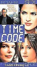 Timecode New Sealed VHS