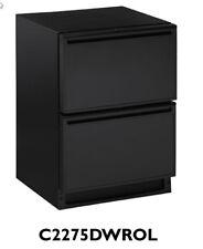 New listing U-Line Combo fridge and freezer w/ ice maker C2275Dwr
